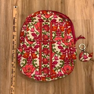 Vera Bradley Mini Backpack w/Keychain